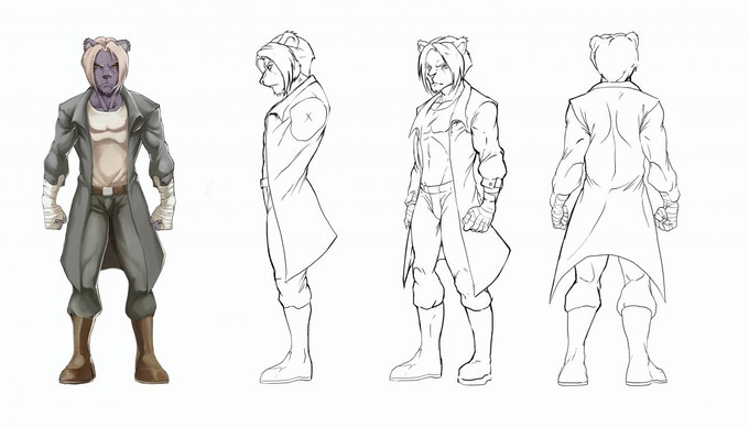 Keep Beast's Fury Going! by Ryhan stevens —Kickstarter