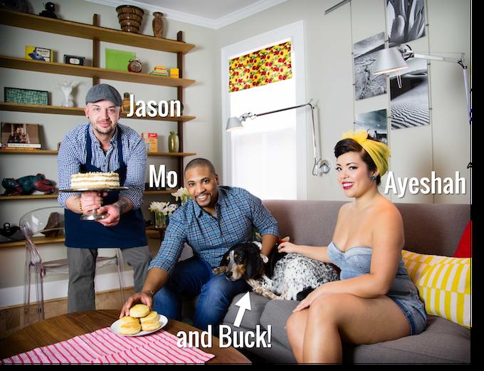 Meet the Mason Dixie Family!