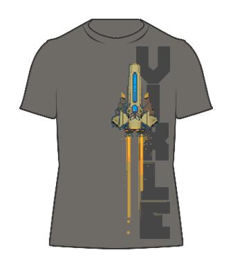 Limit T-Shirt Concept: Vixle Launch!