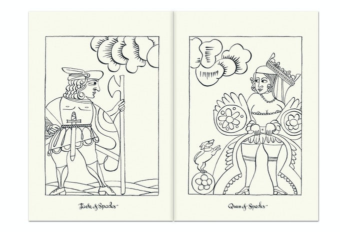 Hotcakes Coloring Book Inside Page
