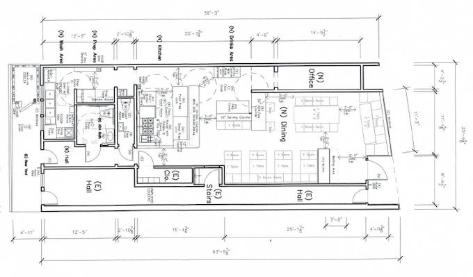 3rd Cousin Architectural  Plans