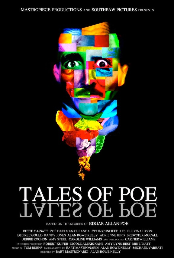 Tales of Poe (movie poster) Want to own one?
