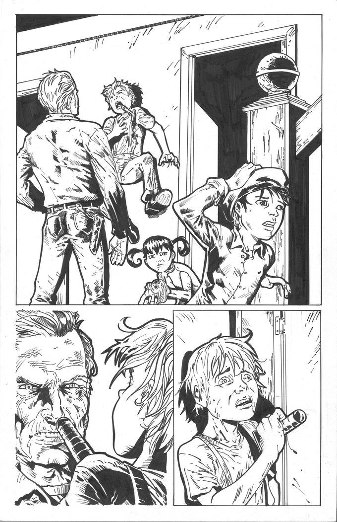 Page 3...Oh THIS is happening!