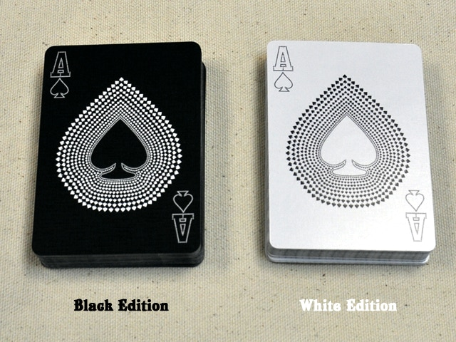 Black Edition and White Limited Edition
