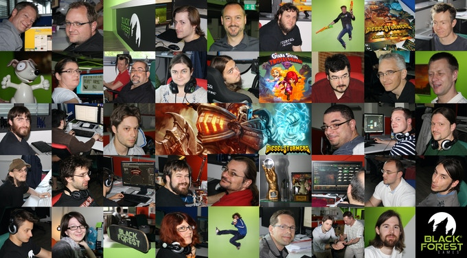 The People behind Dieselstormers