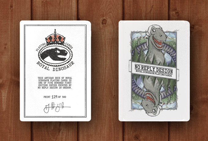 Render of Certification and Draft cards.