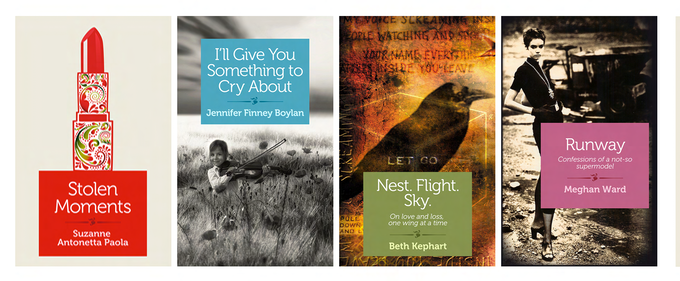 We publish short e-books—fiction, memoir, nonfiction, and journalism.