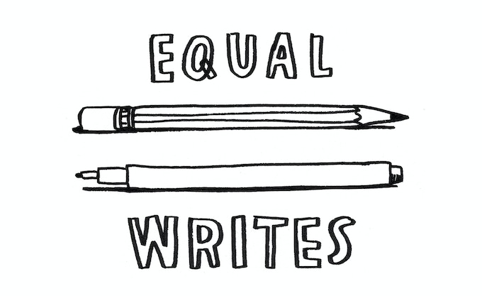 The 2014 Equal Writes Campaign by The Shebooks Team