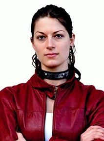 Samantha Swords cast as Captain Reega Shaddack