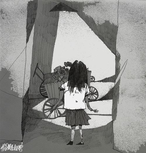 """From """"Kinoko"""" by Kasia Banas and Tara Zuber"""