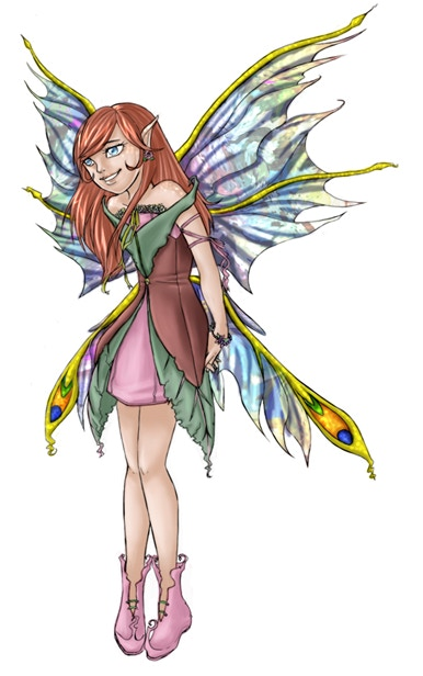 The Fairy playable character!