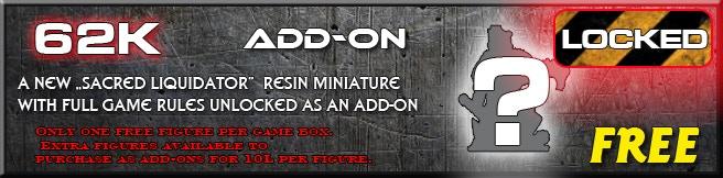 62K ADD-ON new, free Liquidator miniature