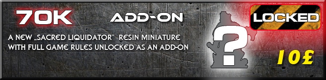 70K ADD-ON New Liquidator miniature