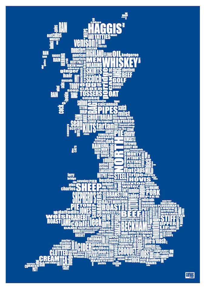 Typically British!