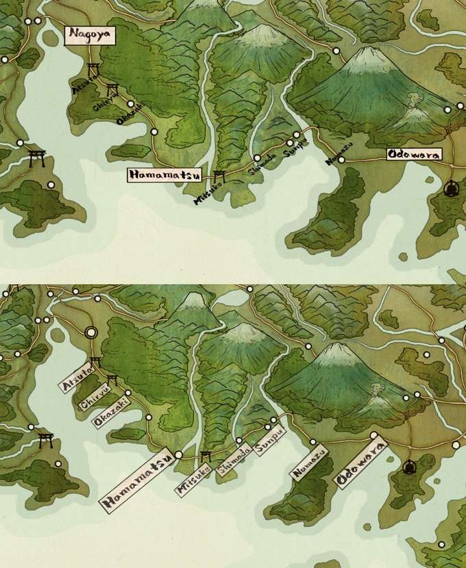 A Land of Narrow Paths by Nicholas Cladis — Kickstarter