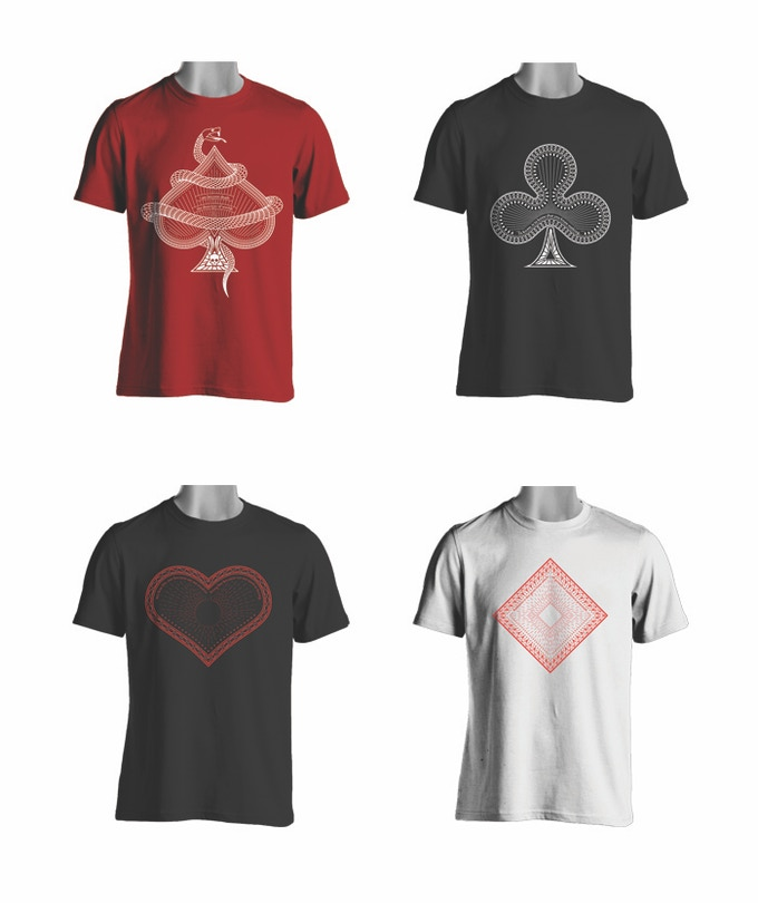 The T-Shirt samples