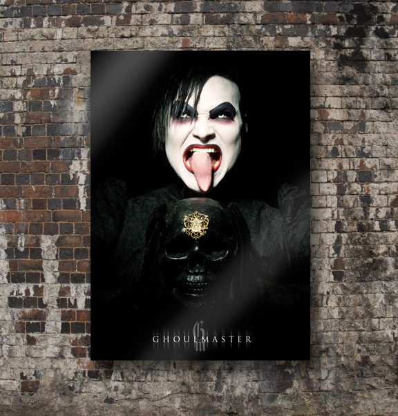 18x24 Glossy Tongue Poster