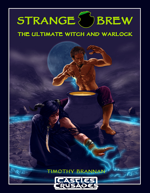 Strange Brew: The Ultimate Witch & Warlock for C&C
