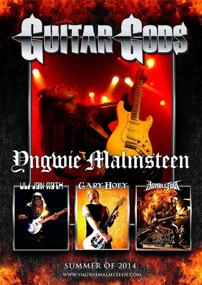 Guitar Gods Tour