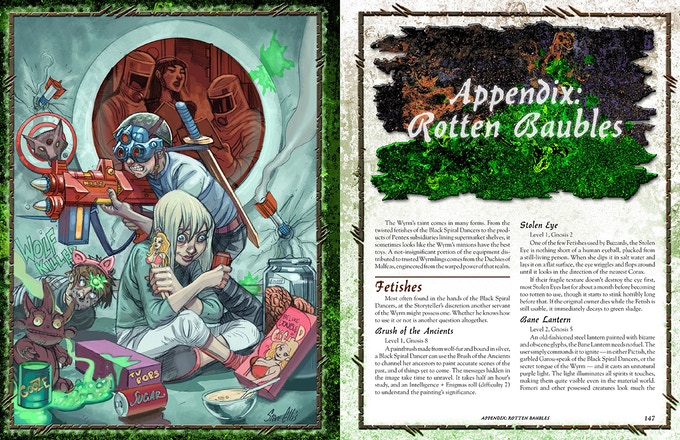 Sample Chapter Open Spread