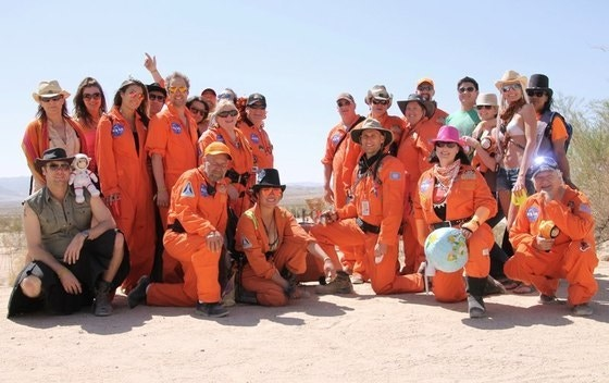 Desert Wizards at BEquinox 2013