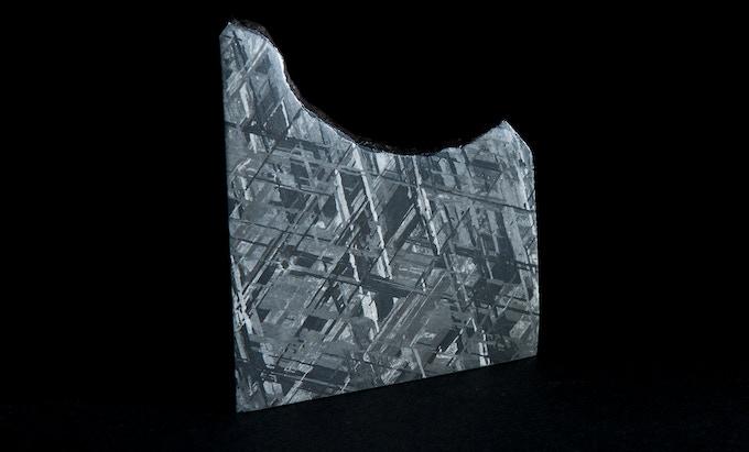 Nickel-Iron meteorite from Gibeon, Namibia