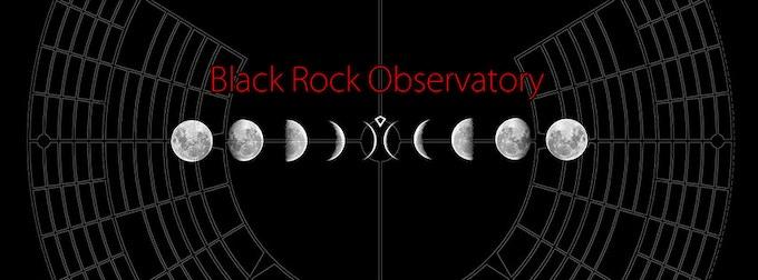 Black Rock Observatory logo for Kickstarter Rewards