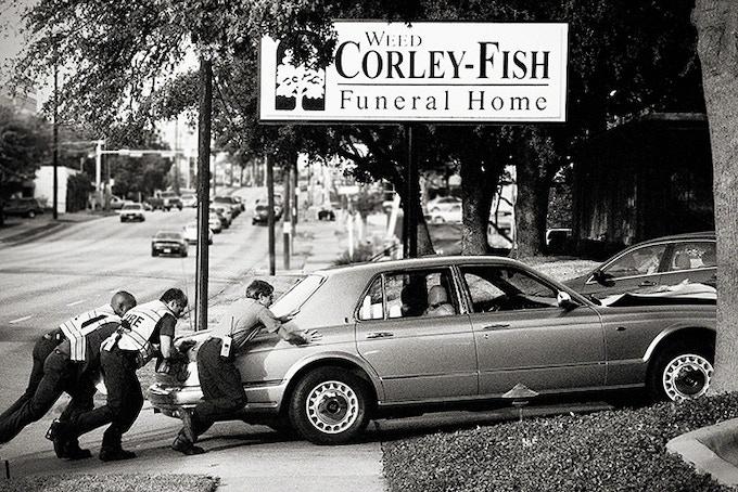 Funeral Home, Austin, 2008 (pg 85)