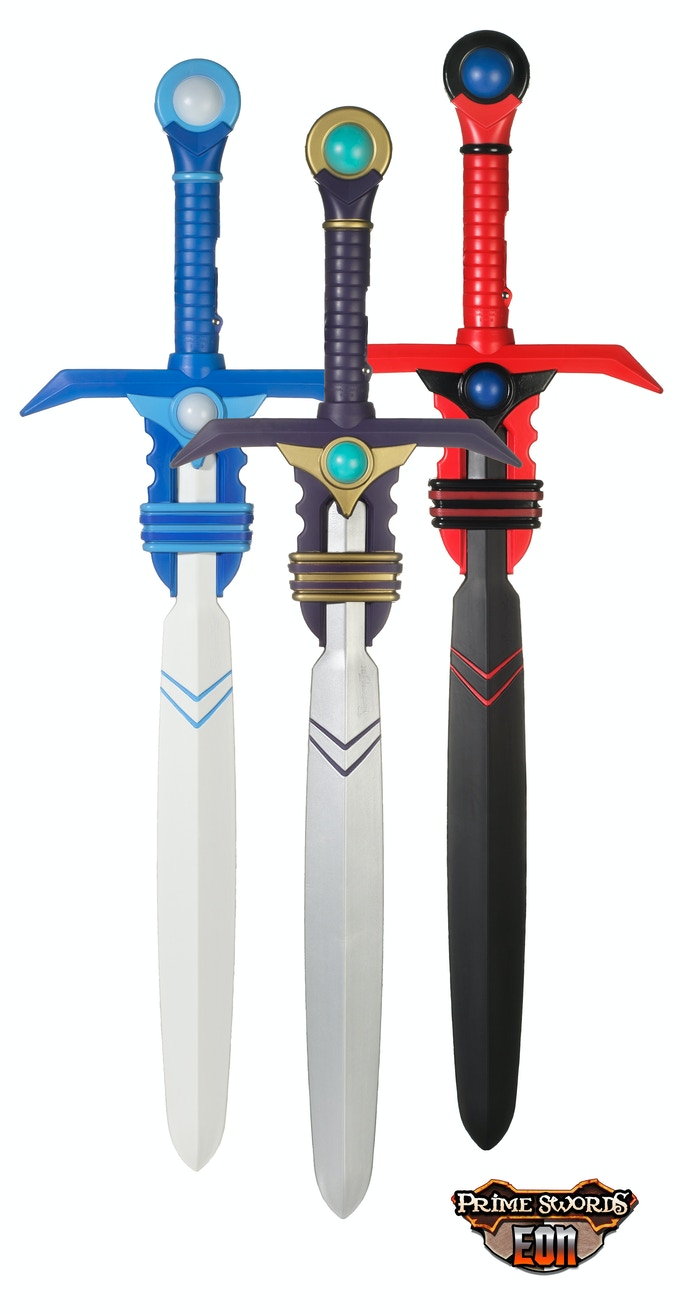 Target Toys For Boys Swords : Prime swords a new kind of toy sword by tyler richins