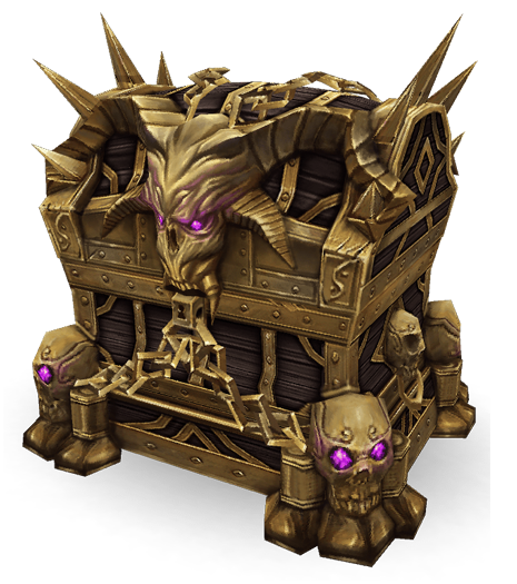Gargoyle Chest