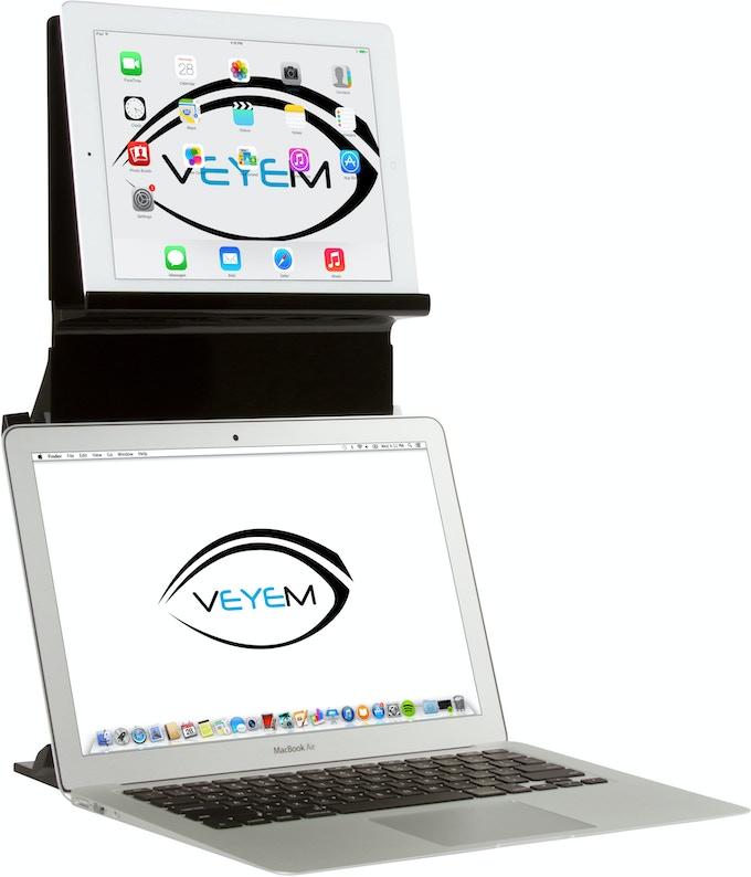 iPad with Macbook Air