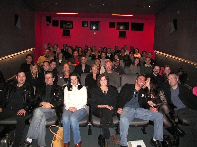Premiere of The Tell Tale Heart: Tales of Poe at the Museum of the Moving Image in Astoria, NY.