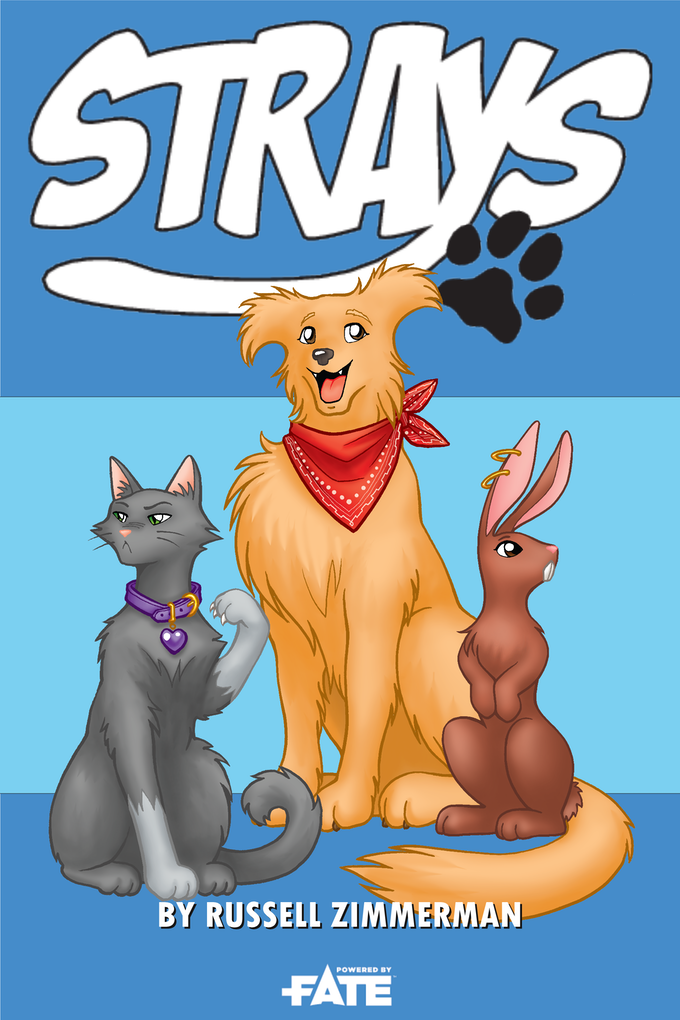 Mittens the Destroyer, Ranger, and Vixen are looking forward to meeting you!  Well, okay, not Mittens, he's kind of crabby sometimes, you know how cats can be.  But the girls are!
