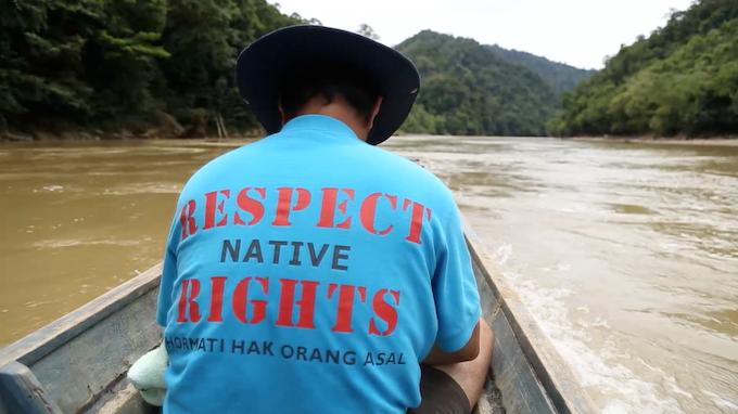 Phillip Jau, Indigenous Activist