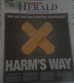 Herald News May 2014