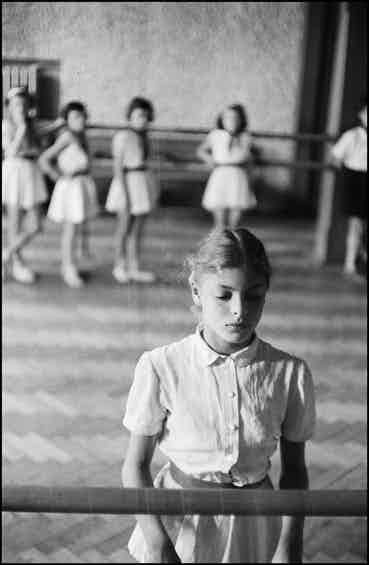 """Dancer Bucharest, 1958,"" by Inge Morath"