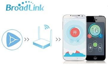 Built-in Broadlink wifi-module