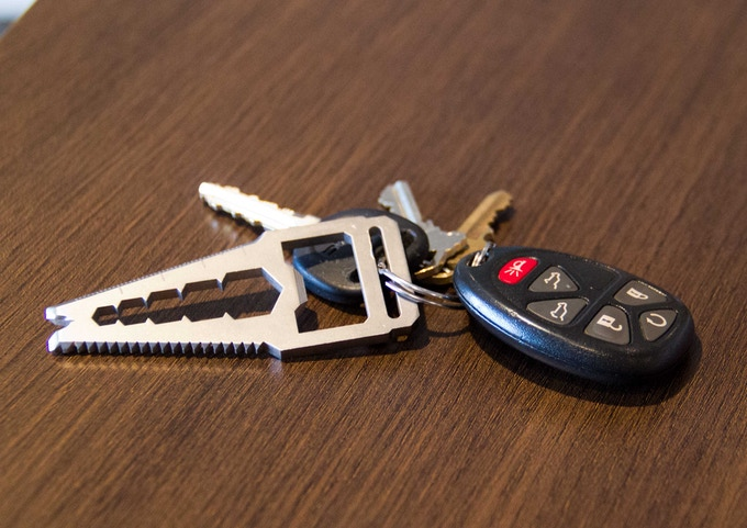 Add Boss to your keyring!