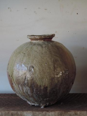 #23. Natural Ash Glazed Vessel ($400)