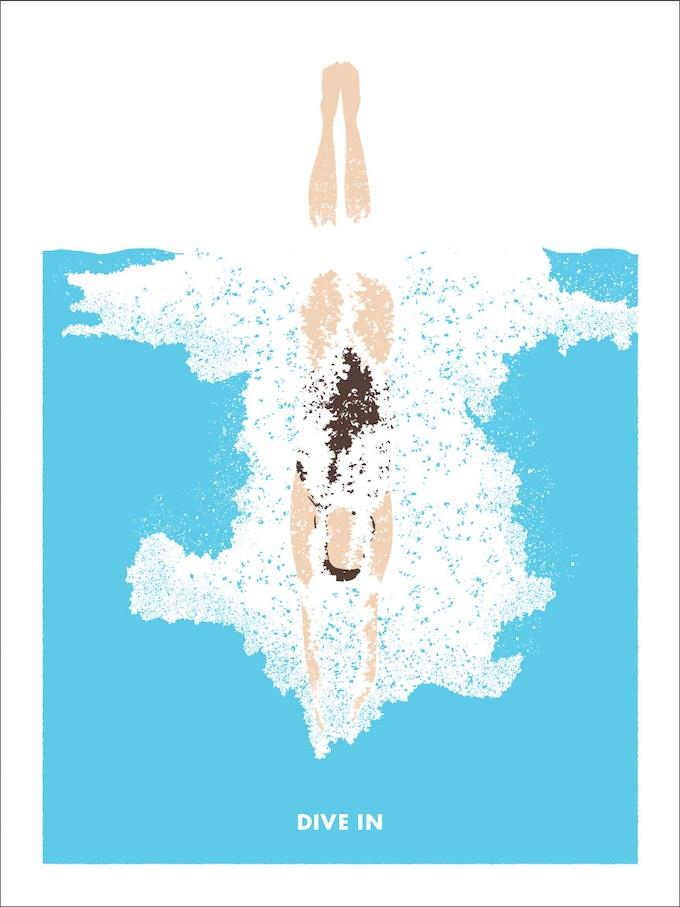 'Dive In' by Jonny Ashcroft