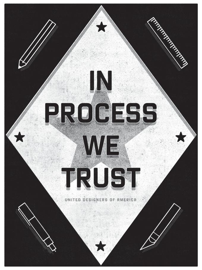 'In Process We Trust' by Kelly Johnson