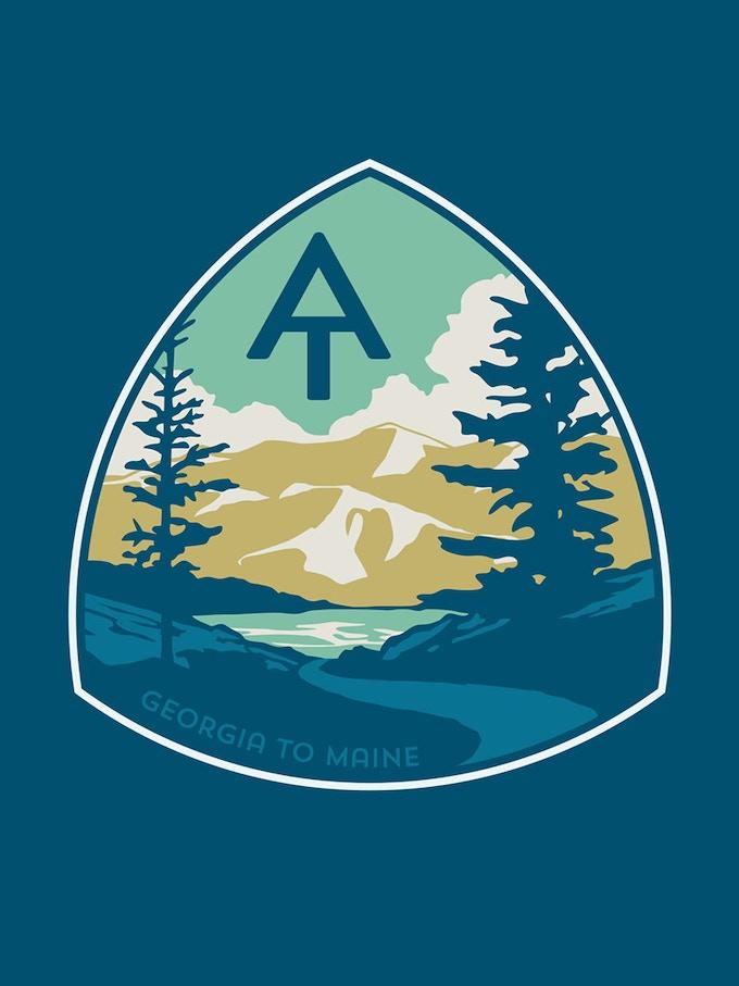 'Appalachian Trail' by Dapper Ink