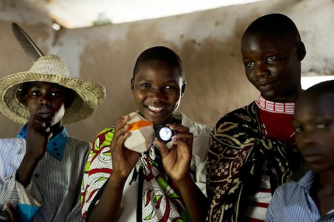 Kimerek School, Kesengei, Kenya