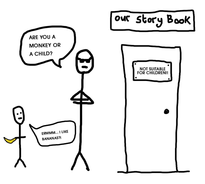 Our Story Book by James Sutton —Kickstarter