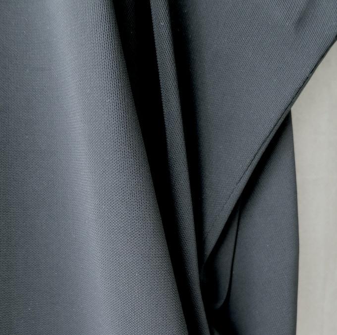 Matte Jersey in Black