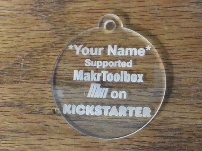 Key Chain Fob