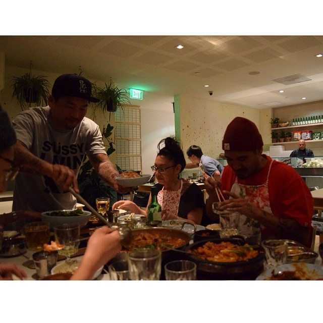 Roy Choi's newest LA classic, POT.  See 80 reward