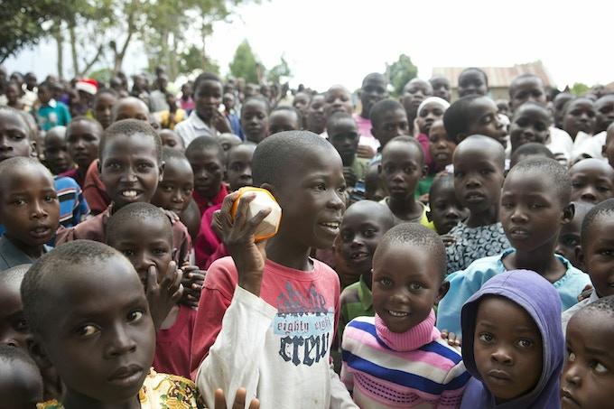 Kimerek Primary School, Kesengei, Kenya