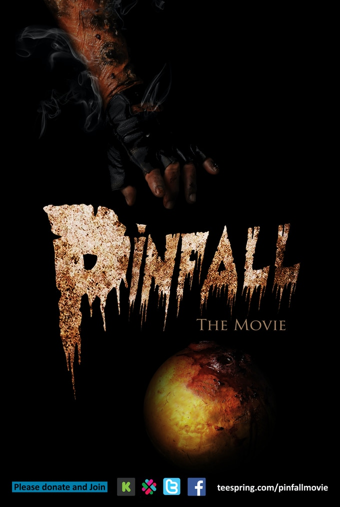 Pinfall The Movie - Teaser poster 2