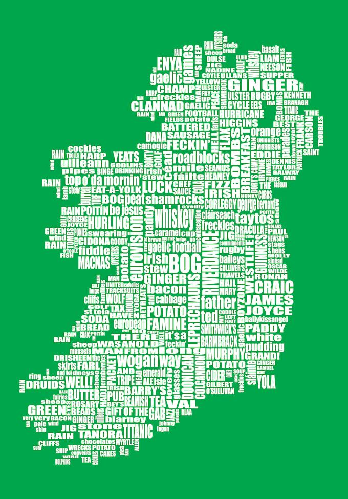 Typically Irish - prototype...